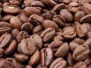fertige Kaffeebohnen